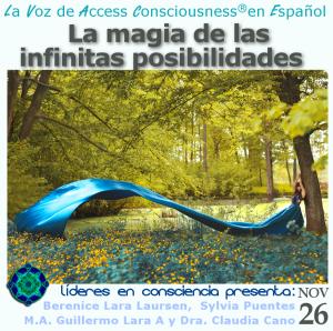26-11-2015 La magia de las infinitas posibilidades